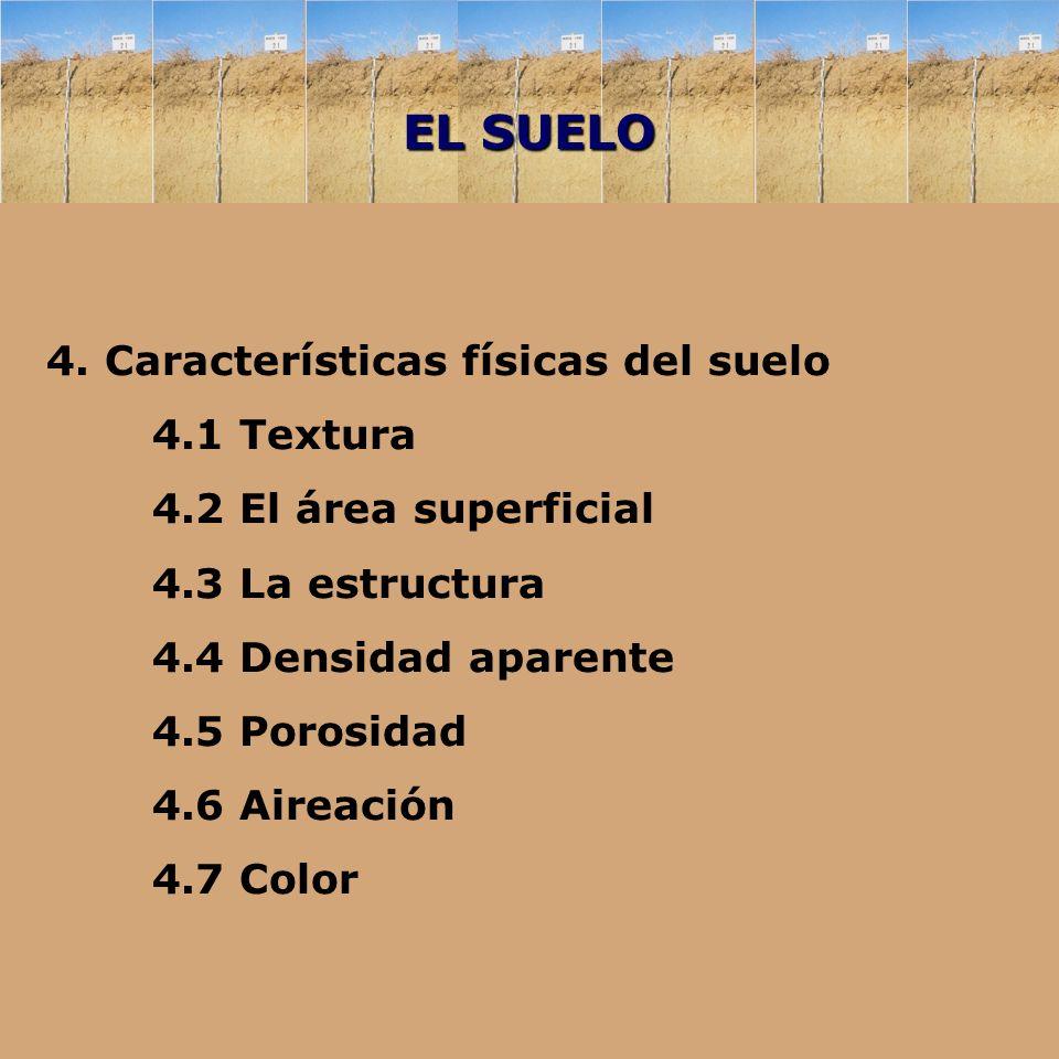 Tema 1 el suelo ppt descargar for Caracteristicas de los suelos