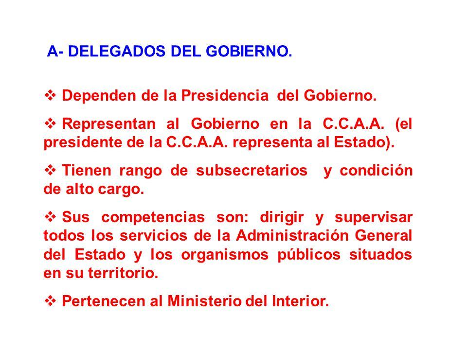 Tema 3 la administraci n p blica espa ola ppt video for Nomina de funcionarios del ministerio del interior