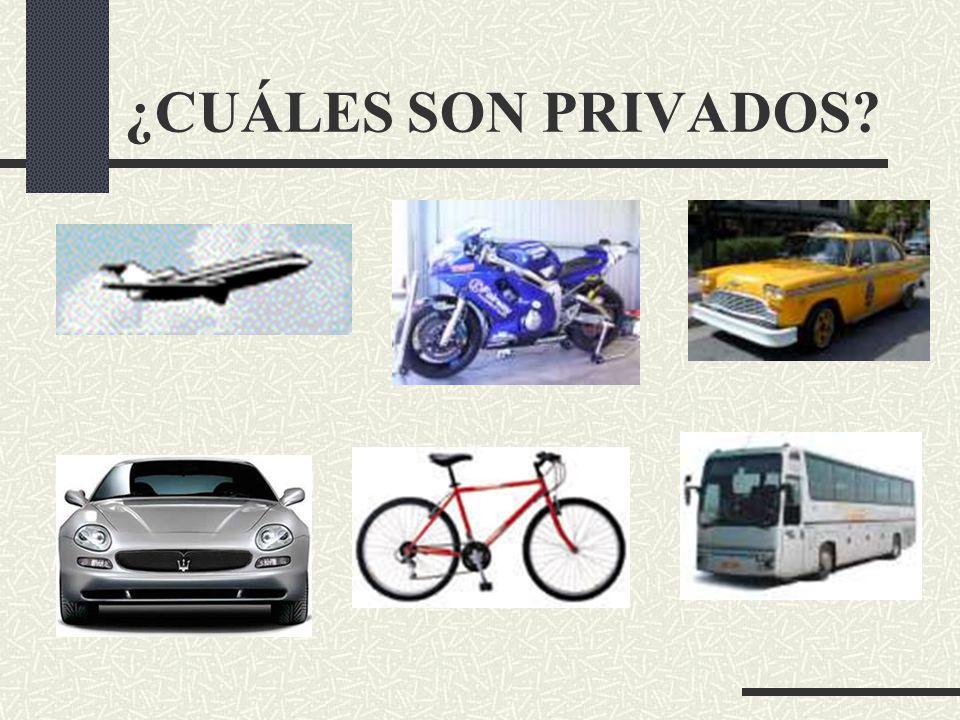 LOS TRANSPORTES 2º EDUCACIÓN PRIMARIA. - ppt descargar