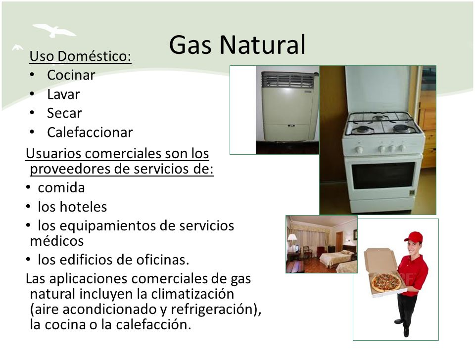 Consumo sustentable responsable ppt video online descargar for Gas natural servicios