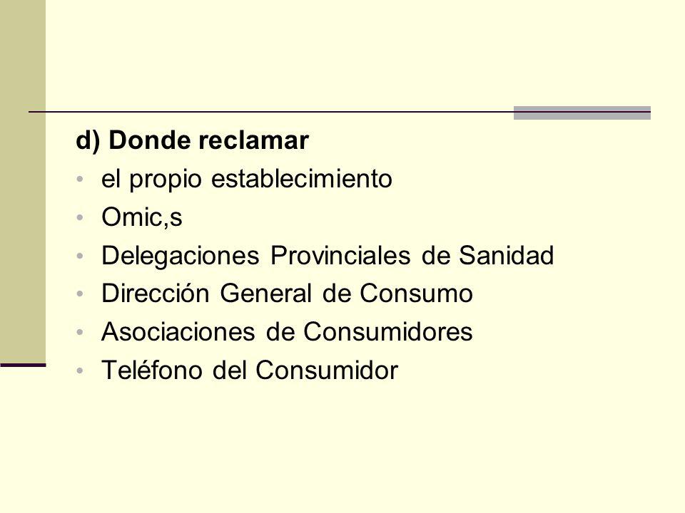 Mecanismos de proteccion al consumidor ppt descargar for Telefono oficina del consumidor