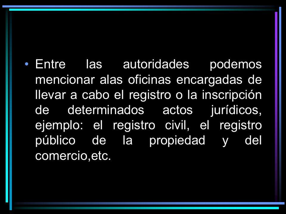 Auxiliares de la administracion de justicia ppt descargar for Oficinas del registro de la propiedad