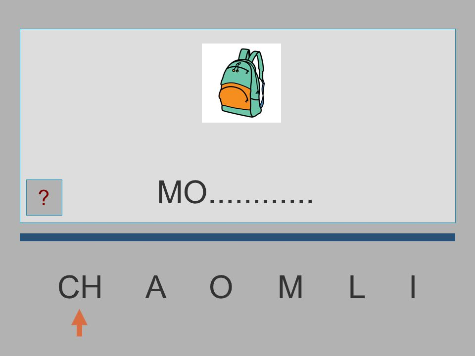MO............ CH A O M L I