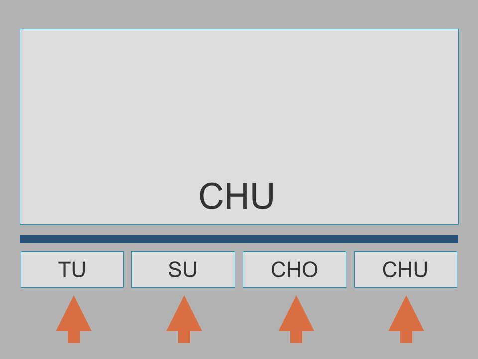 CHU TU SU CHO CHU