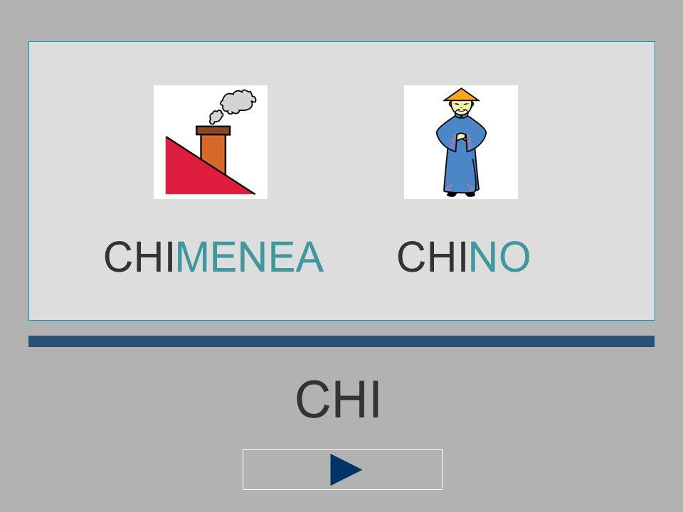 CHIMENEA CHINO CHI