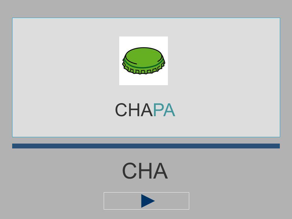 CHAPA CHA