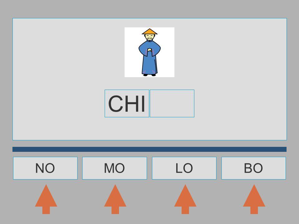 CHI NO MO LO BO