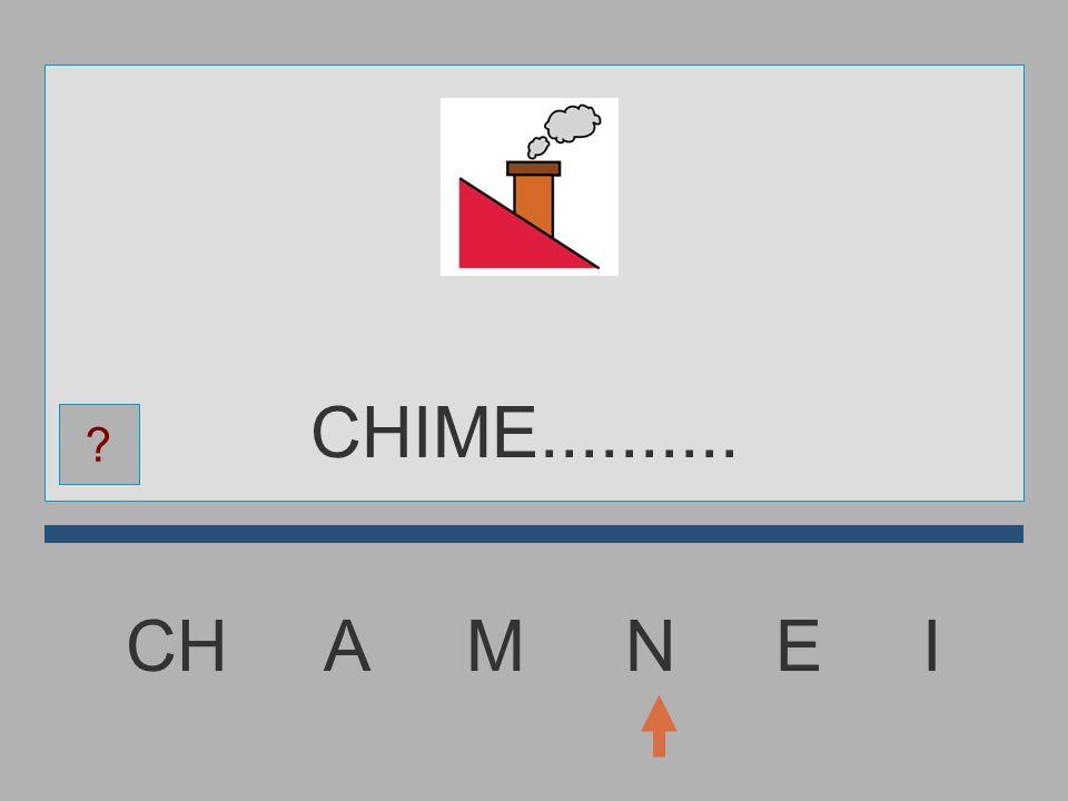 CHIME.......... CH A M N E I