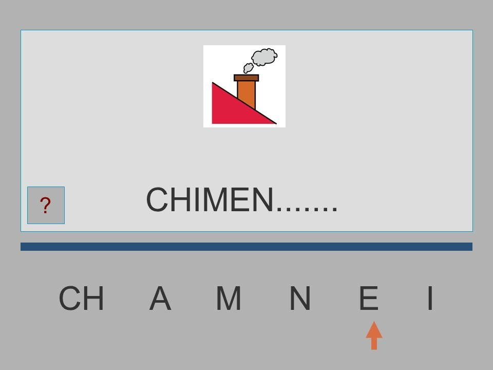 CHIMEN....... CH A M N E I