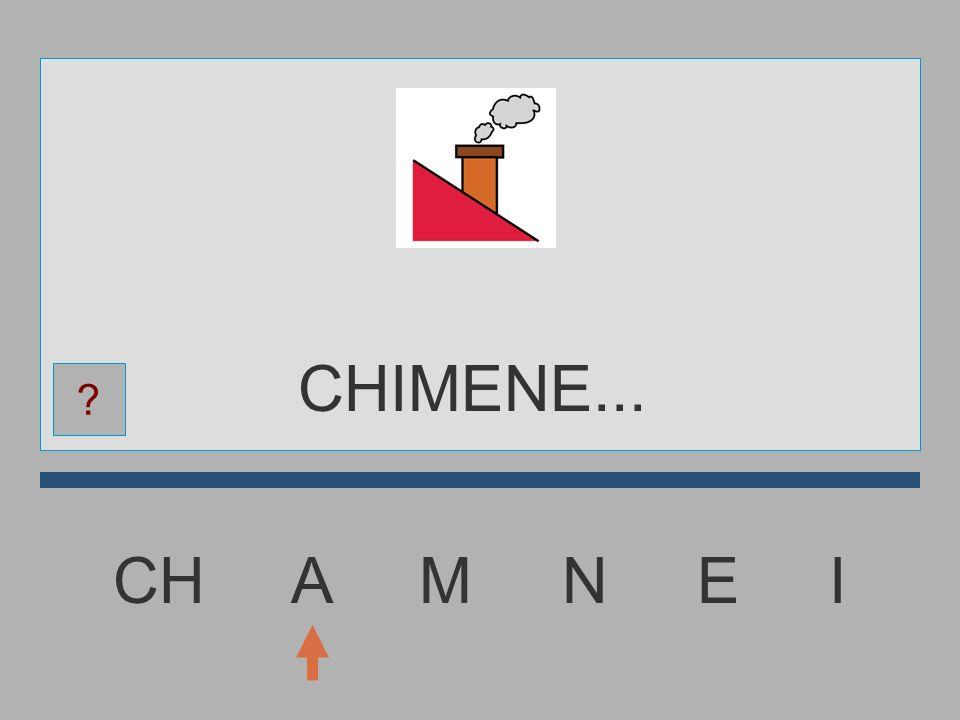 CHIMENE... CH A M N E I