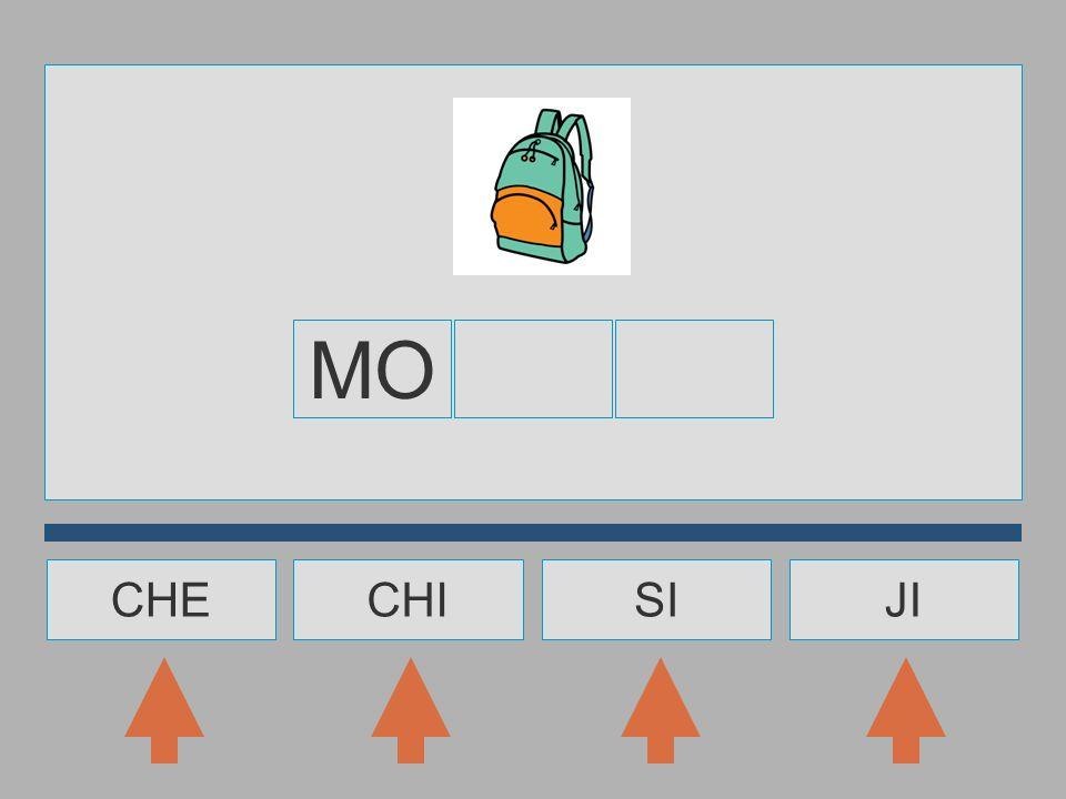 MO CHE CHI SI JI