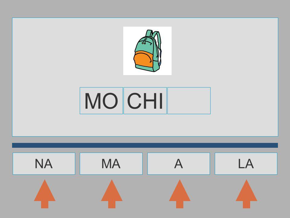 MO CHI NA MA A LA