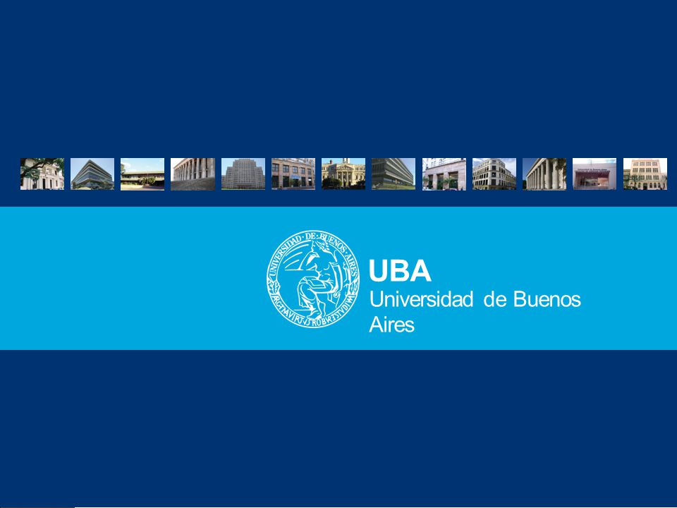 UBA Universidad de Buenos Aires