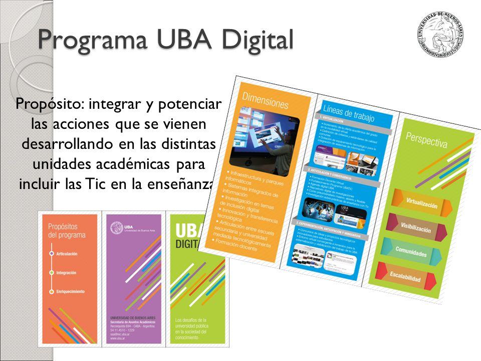 Programa UBA Digital