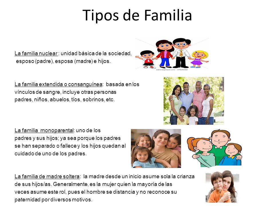 Tipos de Familia y Estilos de Crianzavideo online