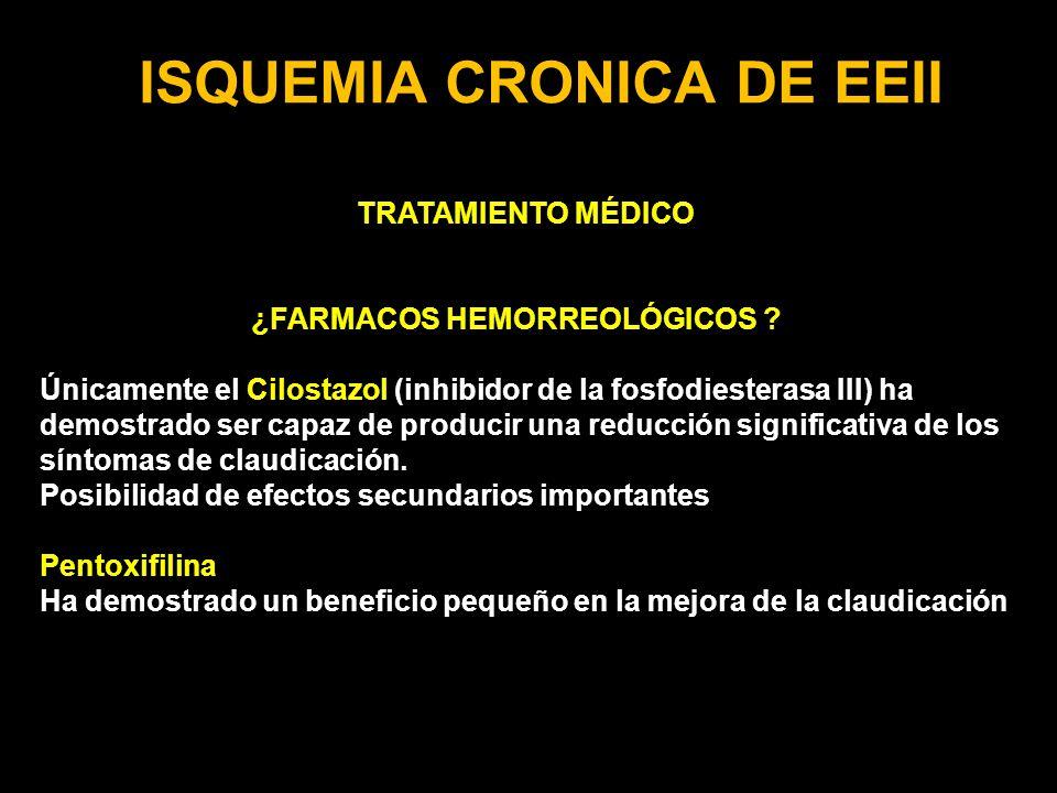 ISQUEMIA CRONICA DE EEII