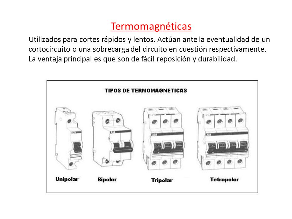 Termomagnéticas