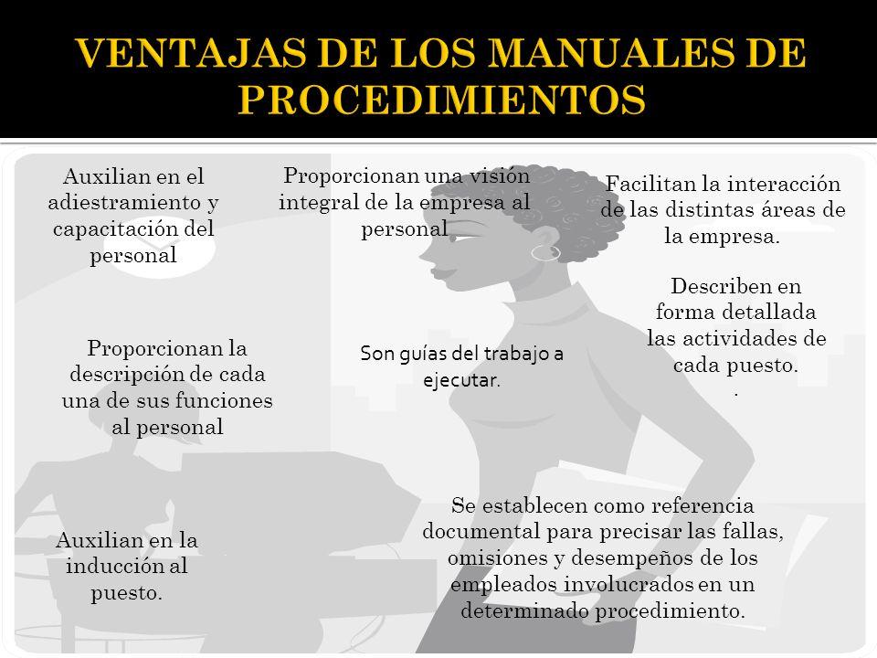 Ventajas y Desventajas de los Manuales Administrativos ...