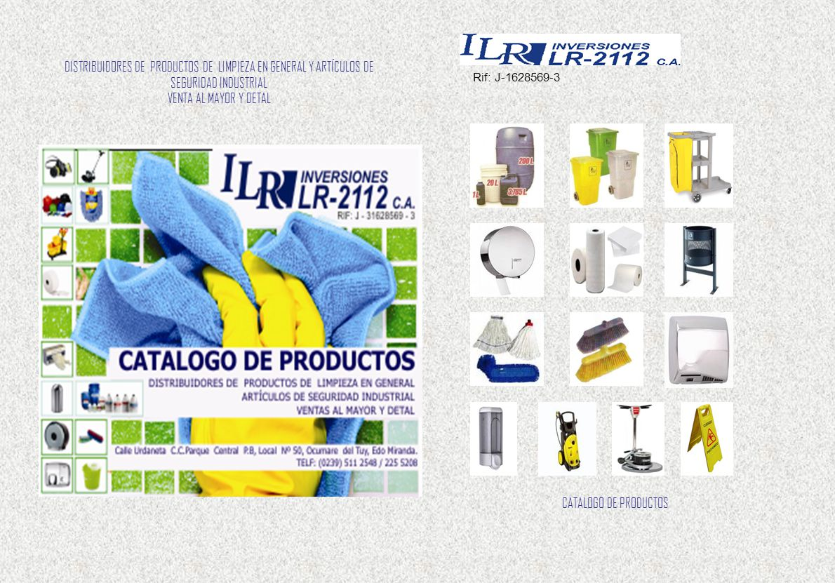 Distribuidores de productos de limpieza en general y - Limpieza en general ...