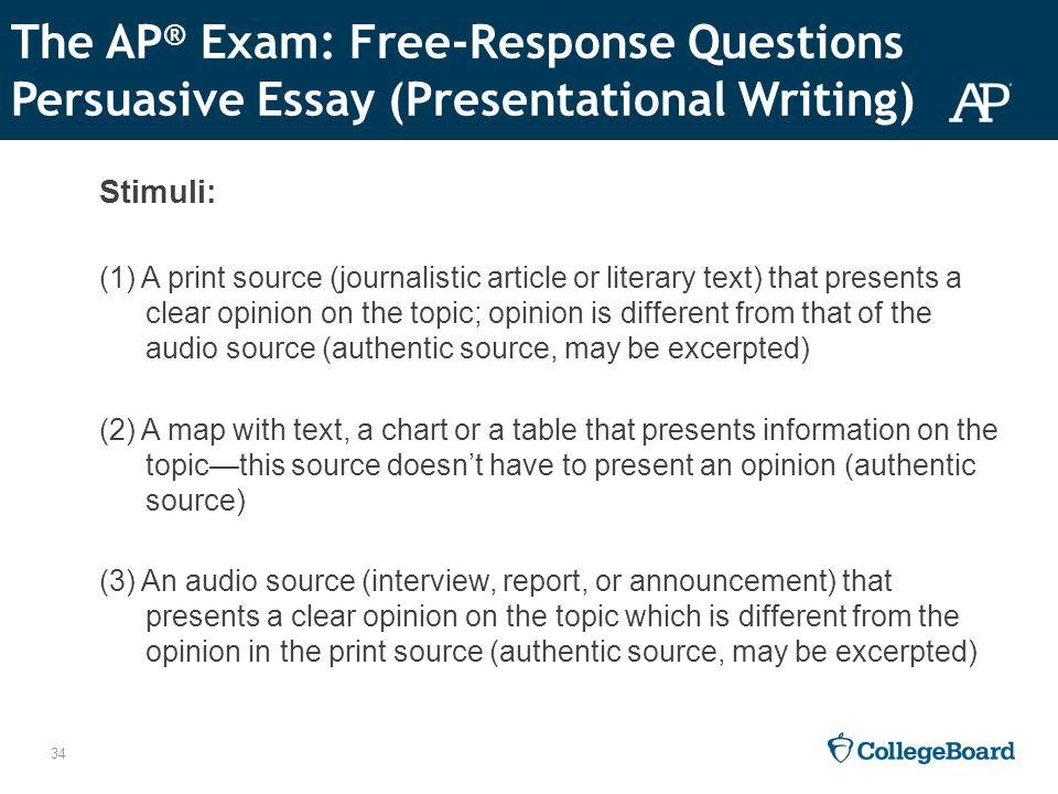 example of persuasive essay college