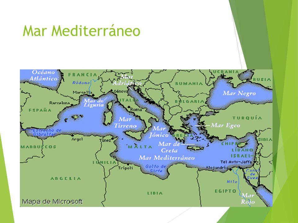 mar mediterrneo