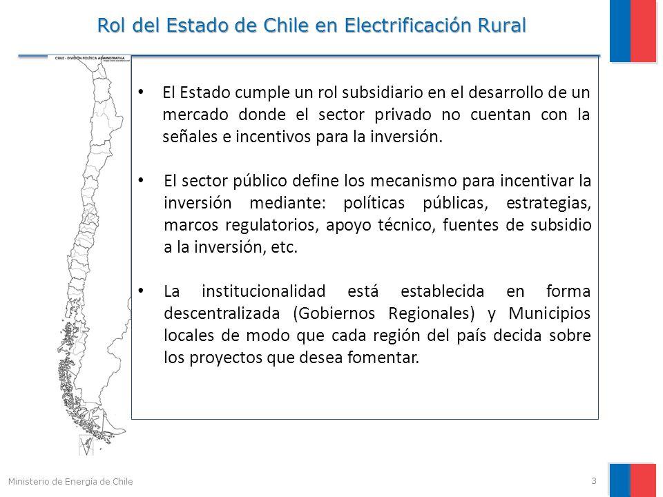 Financiamiento estatal en chile programa electrificaci n for Donde esta el ministerio del interior