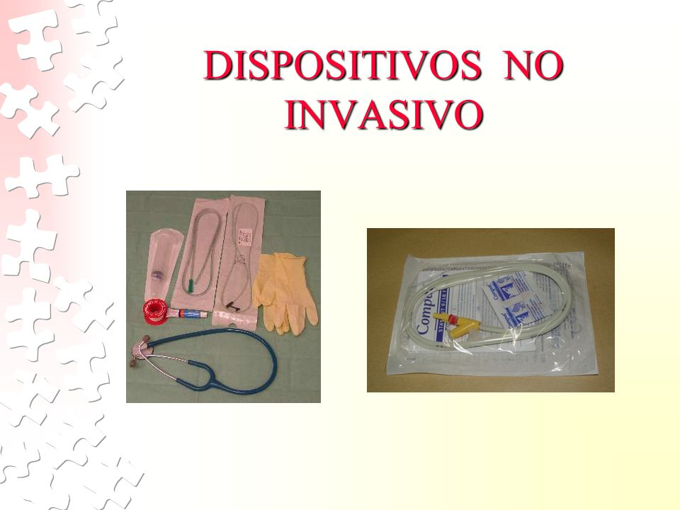 DISPOSITIVOS NO INVASIVO