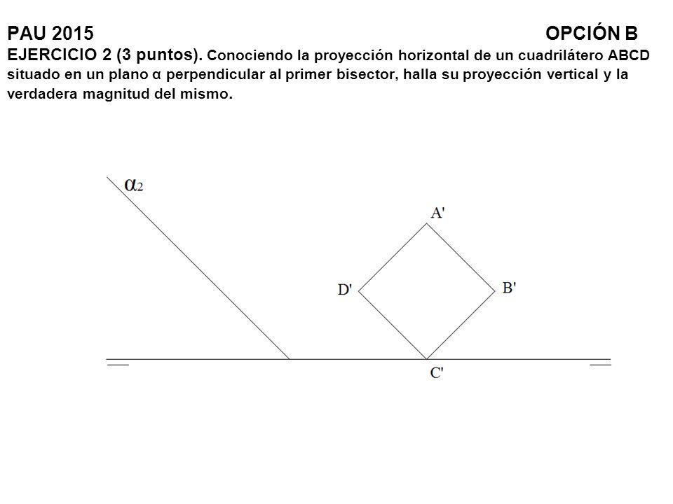 PAU 2015. OPCIÓN B EJERCICIO 2 (3 puntos)