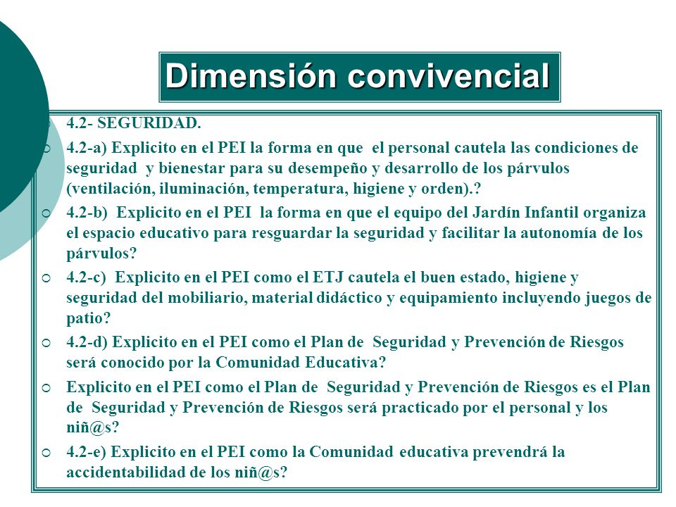 Proyecto educativo institucional pei ppt descargar for Mobiliario para parvulos
