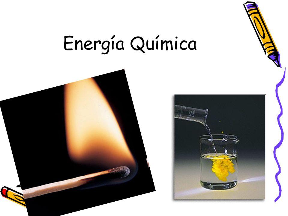 Energía La energía es una propiedad asociada a los objetos ...
