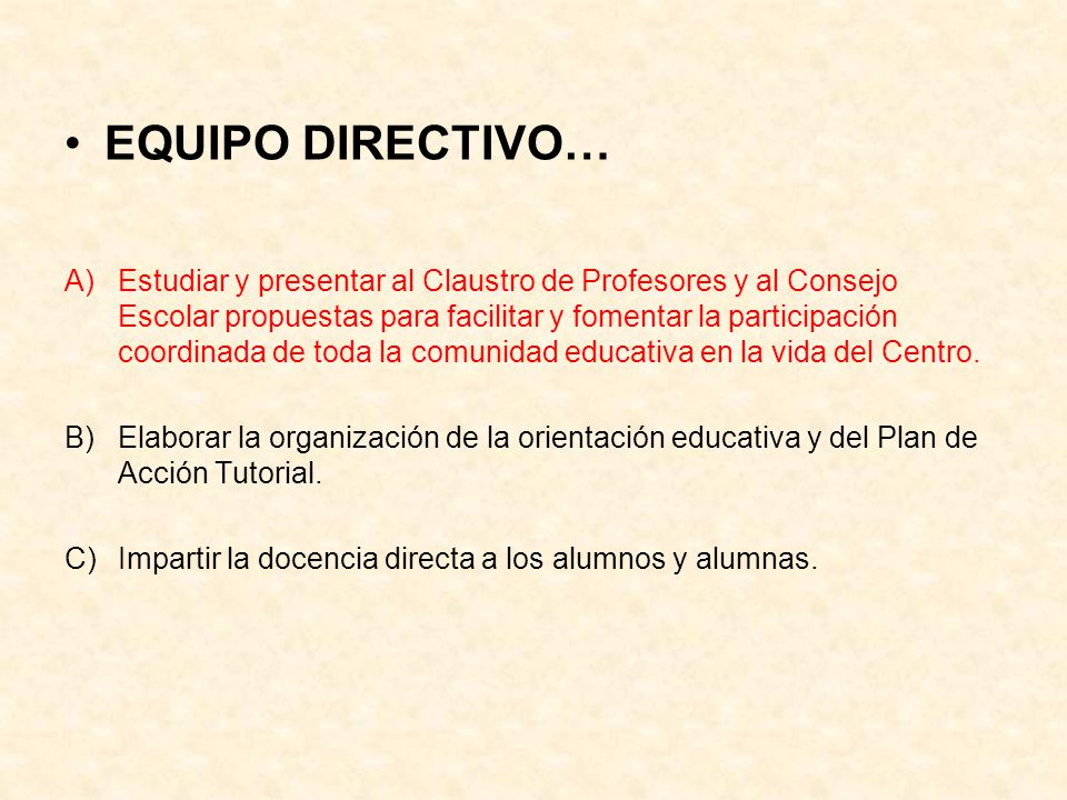 El sistema educativo espa ol ppt descargar for Accion educativa espanola en el exterior