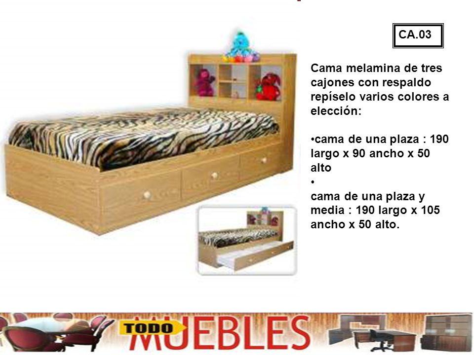 Muebles de dormitorio felipe castro valle ventas chile for Camas de 105 con cajones