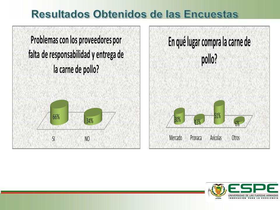 Resultados Obtenidos de las Encuestas