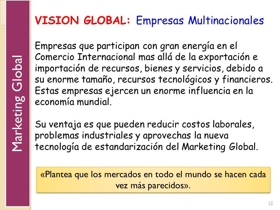 El Mercado Global Y El Comercio Electr Nico Ppt Descargar