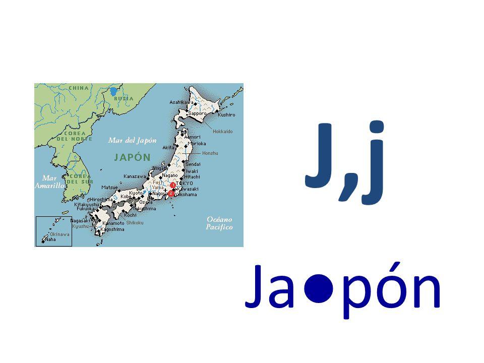 J,j Ja●pón