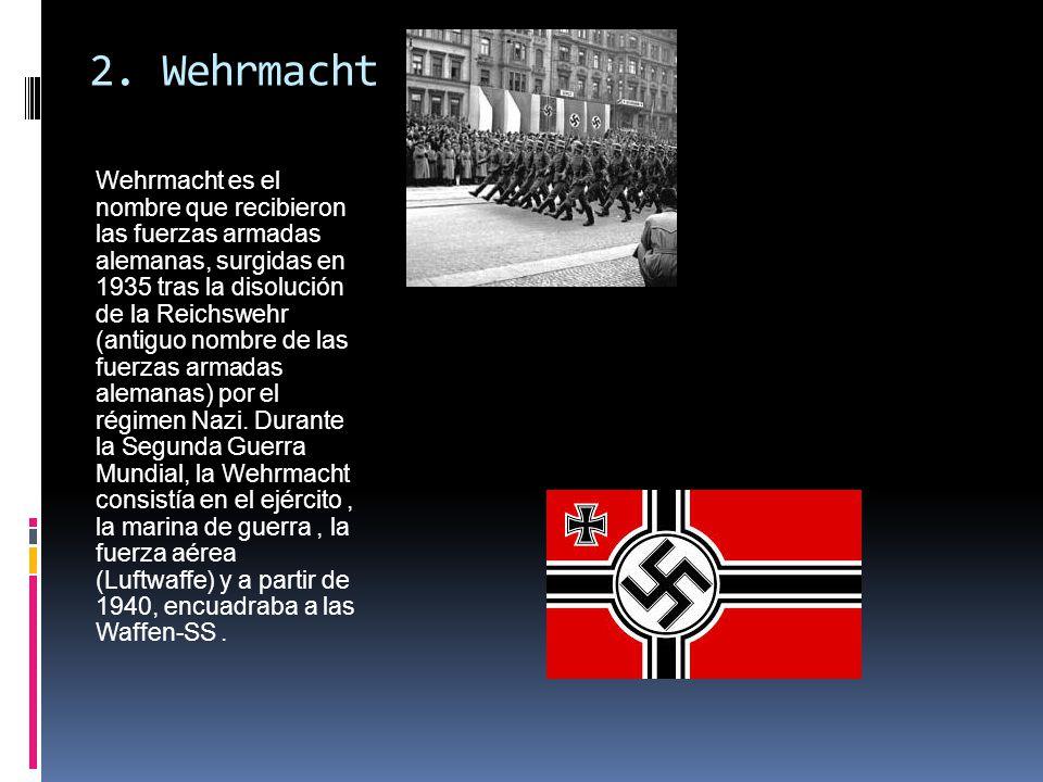 2. Wehrmacht