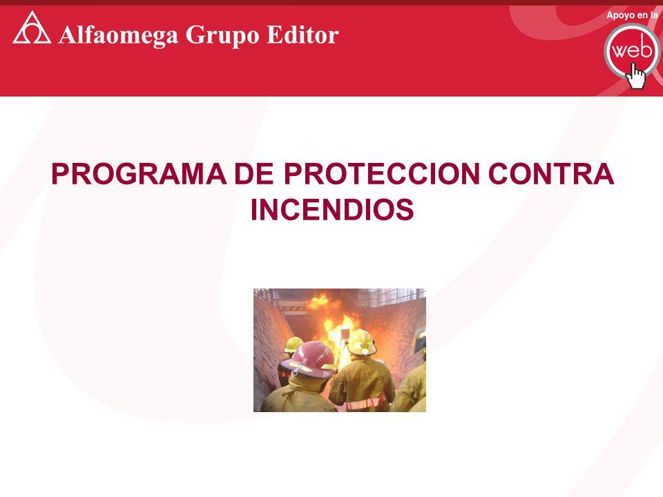 Sistemas de seguridad y salud en el trabajo ppt descargar for Pinturas proteccion contra incendios
