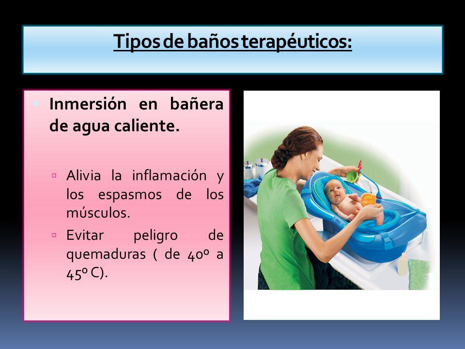 Cuidados de enfermer a en la higiene del paciente - Tipos de baneras ...