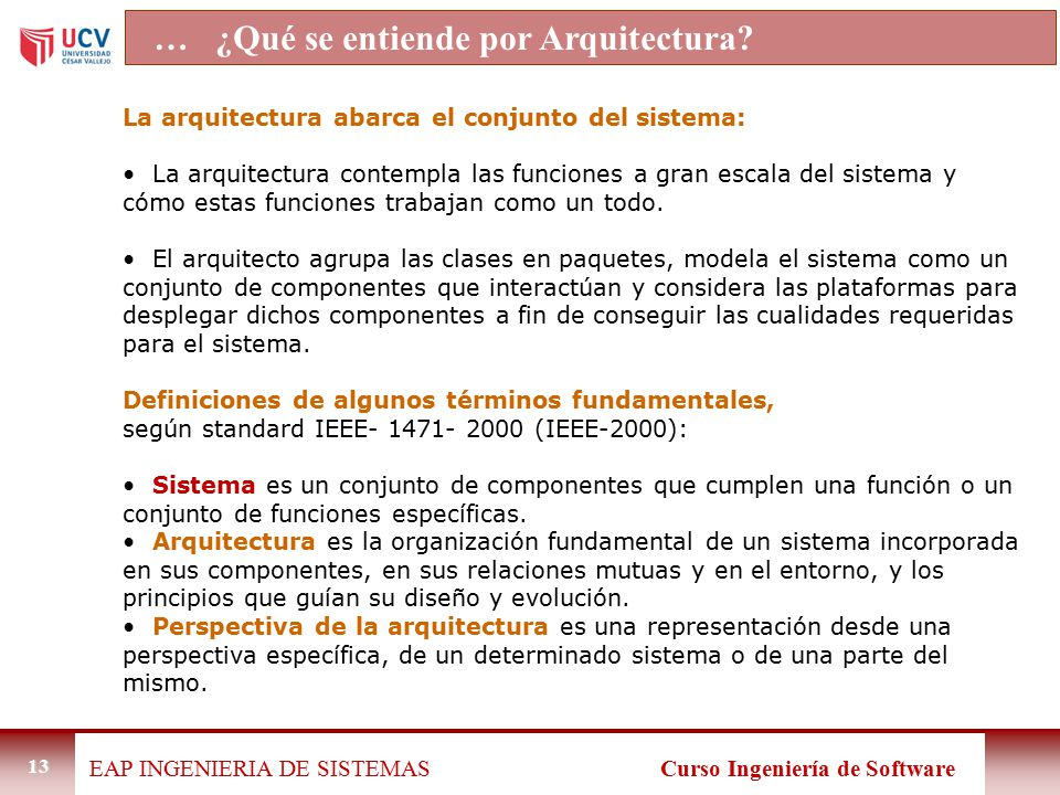 arquitectura de hardware y software ppt video online On que se entiende por arquitectura