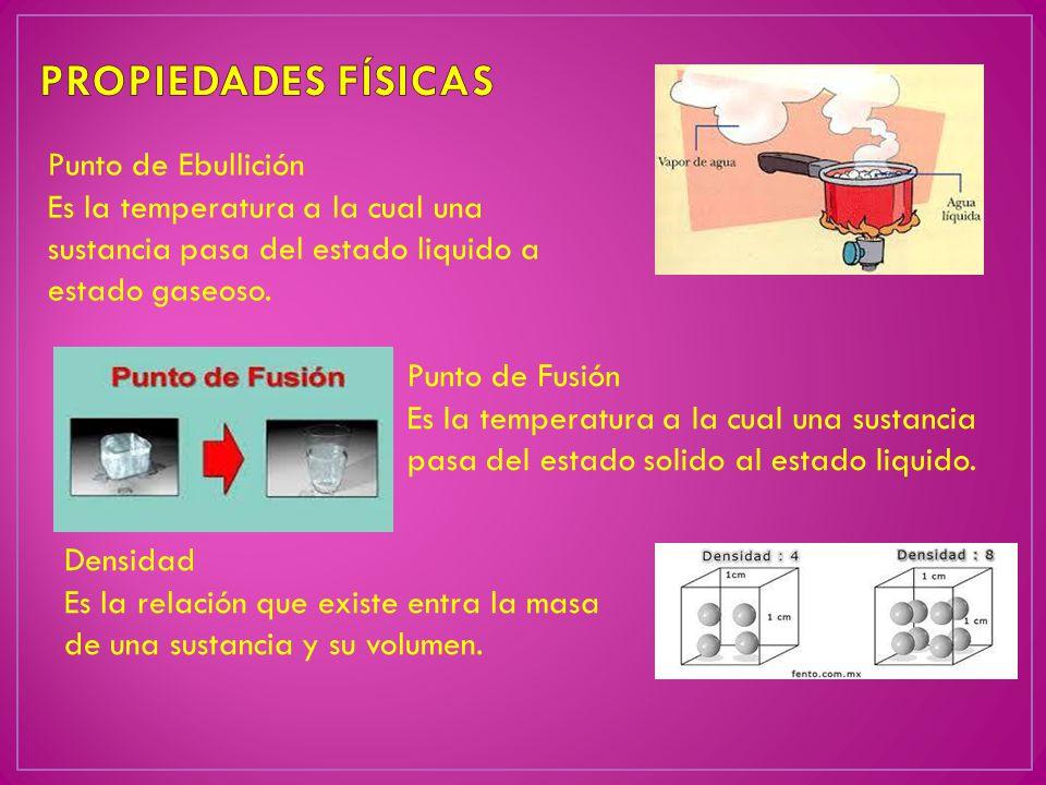 Punto de ebullicion en quimica definicion ebullici n for Inmobiliaria definicion