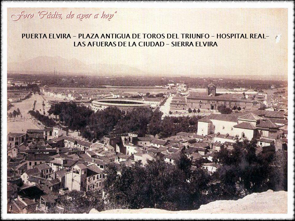 Granada antigua recopilado v v corral del carbon ppt descargar - Parking plaza puerta real en granada ...