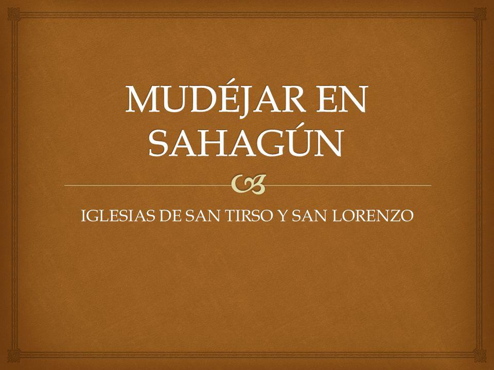IGLESIAS DE SAN TIRSO Y SAN LORENZO