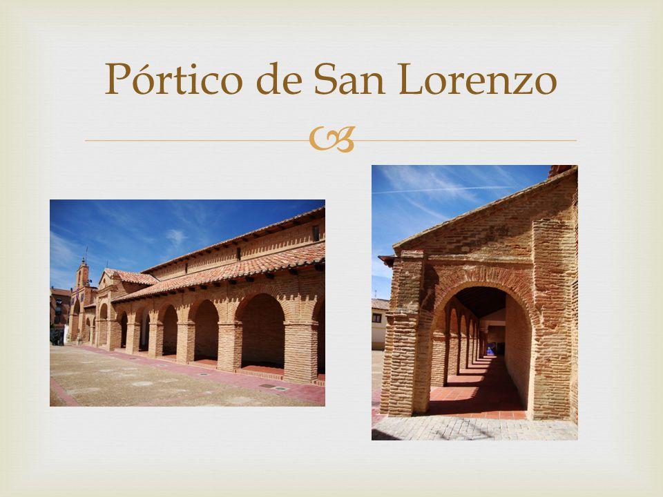 Pórtico de San Lorenzo