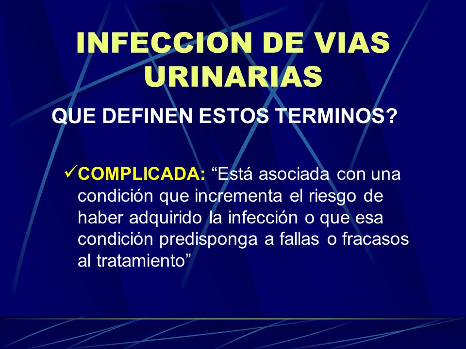 infeccion de vias urinarias pdf