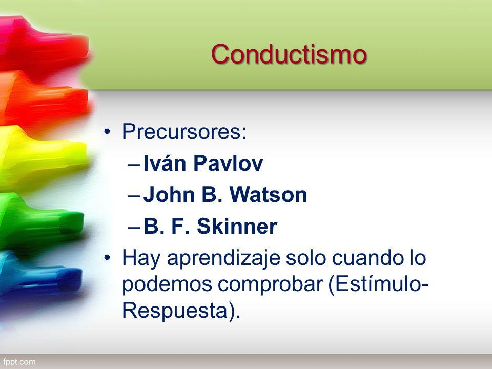 john watson and b f skinner essay John watson and bf skinner introduced this theory and felt that children learned through a system of stimulus/ response events watson and skinner use nurture approach  we will write a custom essay sample on john watson and bf skinner specifically for you for only $1638 $139/page.