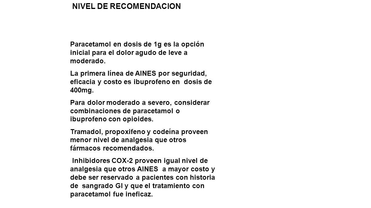 Evaluacion y control de sintomas ppt descargar for Combinaciones y dosis en la preparacion de la medicina natural