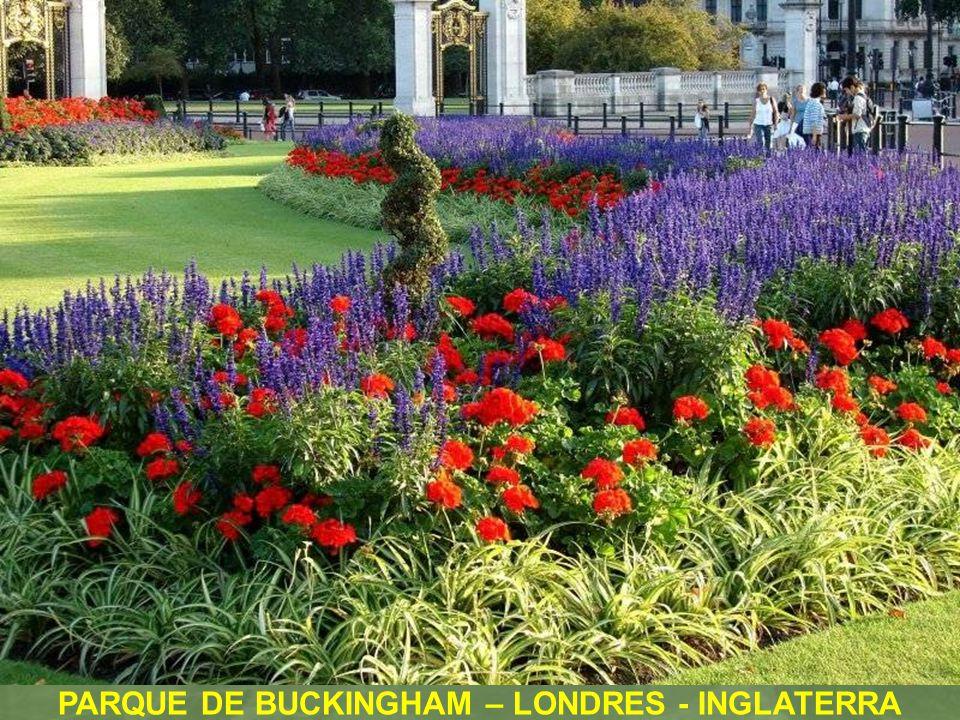 Jardines y parques del mundo ppt descargar for Jardines y parques