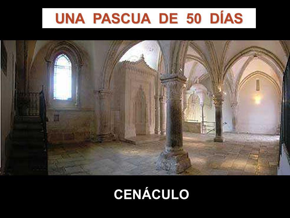UNA PASCUA DE 50 DÍAS CENÁCULO