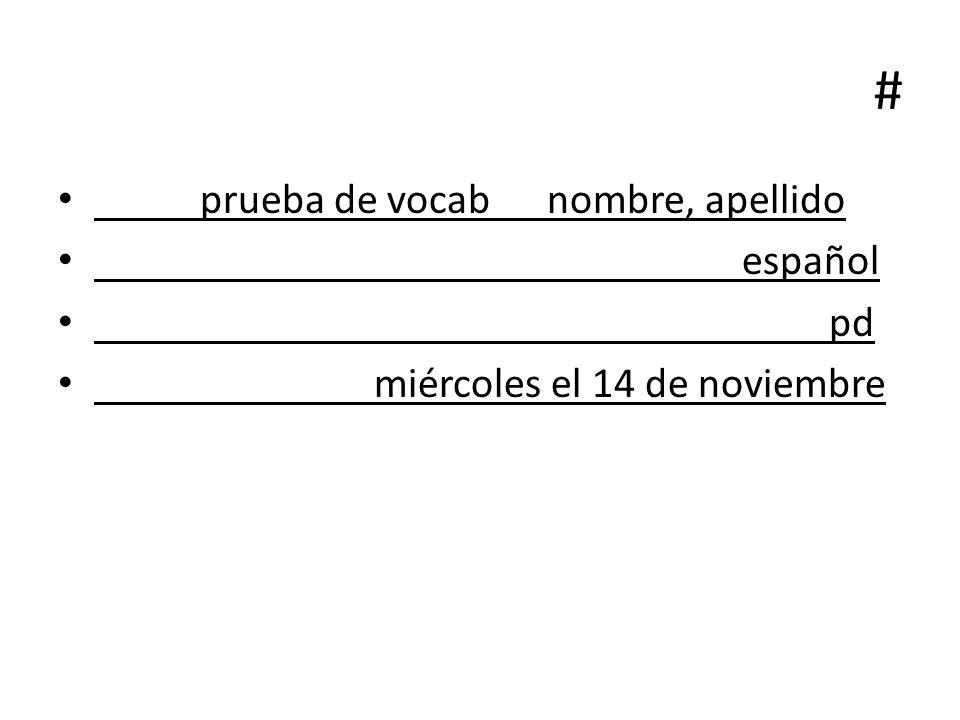 # prueba de vocab nombre, apellido español pd