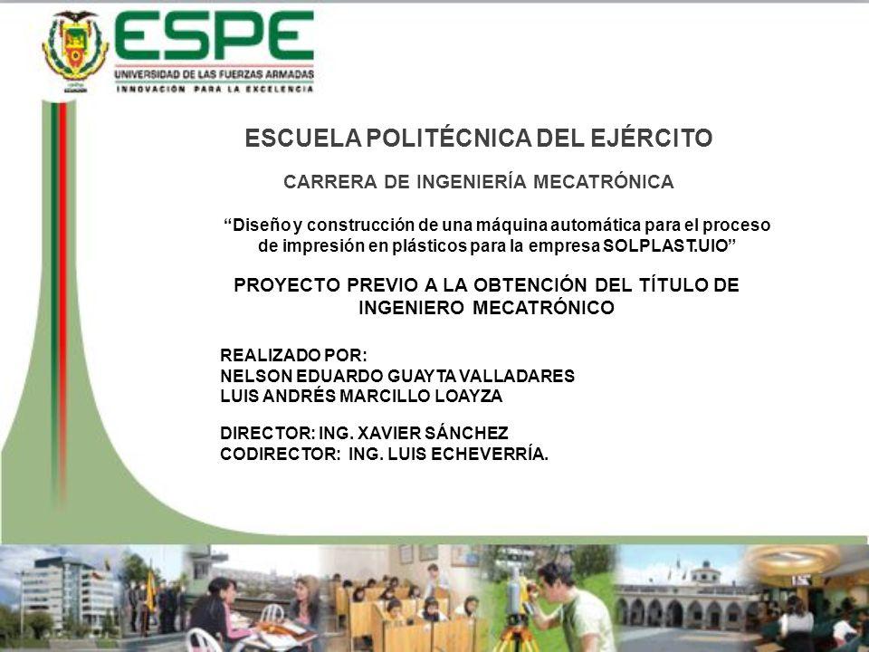ESCUELA POLITÉCNICA DEL EJÉRCITO - ppt video online descargar
